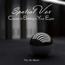 Spatial Vox - Cause Of Shining In Your Eyes (The 1'st Album) LP Italo-disco