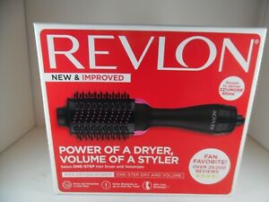 Revlon RVDR5222 Oval One-Step Hair Dryer and Volumizer
