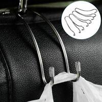 4X Car Seat Truck Coat Hook Purse Bag Hanging Hanger Auto Bag Organizer Hold_hc