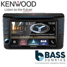 "Kenwood DNX-518VDABS VW Seat Skoda 6.8"" CD Sat Nav Bluetooth DAB+ CarPlay Stereo"