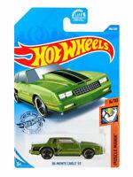 Hot Wheels 2020 '86 MONTE CARLO SS 196/250 MUSCLE MANIA 6/10 Mattel Diecast