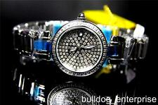 Womens Invicta Angel White Diamonds Pave Dial Stainless Steel Watch New
