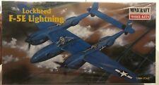 Minicraft Lockheed F-5E Lightning 1/48 FS 'Sullys Hobbies'