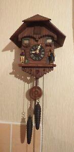 Vintage Black Forest  german Cuckoo Clock in    full working order