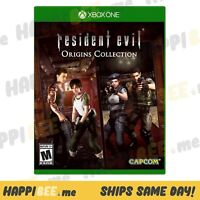 Resident Evil: Origins Collection (Xbox One 1 / Series X S)🍯(Action Video Game)