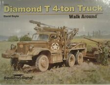 Squadron Signal publications 67031, Diamond T 4-ton truck
