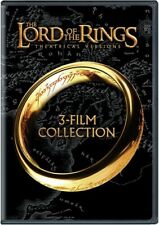 The Lord of the Rings: The Motion Picture Trilogy (3 DVD SET 2014) NEW