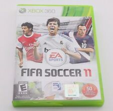 FIFA Soccer 11: Xbox 360 EA Sports 2010 in case with manual
