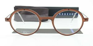 Lindberg Glasses Now 6543 50-24 C02m U9 TB 140 Col Pu9 Doppelbrücke Titan Nylon