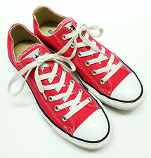 All-Star Converse Hot Pink Low-Top Sneakers *Men's 8.0 / Women's Size 10.0