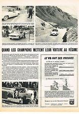 PUBLICITE ADVERTISING 0314   1956   SIMCA  V8   VEDETTE