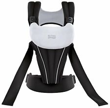 Britax Baby Carrier in Black With Britax Bib Cover 2-Pack Included Free