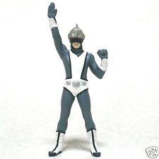 SILVER KAMEN Konami Tokusatsu Hero Figure 1970s Showa Henshin Space SF Toy Mint