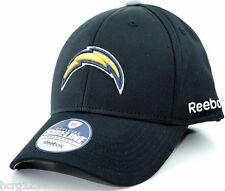 REEBOK NFL SIDELINE PRO SHAPE FLEX FIT FOOTBALL HAT - SAN DIEGO CHARGERS -  S/M
