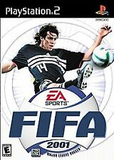 Fifa 2001 ML Soccer PLAYSTATION 2 (PS2) Sports (Video Game)