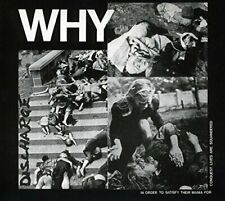 Discharge - Why? - LP Vinyl - New
