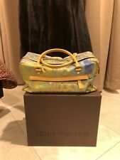 100% AUTHENTIC LOUIS VUITTON LIMITED EDITION BY MARC JACOBS WEEKENDER TOTE
