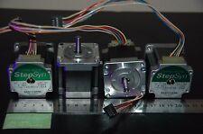 PACK / LOTE 4 MOTORES PASO A PASO SANYO DENKI 1,2A MOTOR PAP 3D ,CNC, ROBOT ...