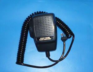 MIC FOR MAXON PM 100 TAXI RADIO HIGH BAND VHF UHF 6 PIN MICROPHONE