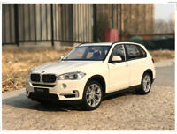 WELLY 1:24 BMW X5 SUV Diecast Alloy Car Model Boys Toys Static Display Gift