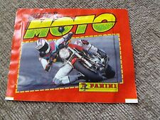 SUPER MOTO PANINI STICKER PACK PACKET SEALED NEW WITH STICKERS INSIDE