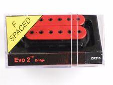 DiMarzio F-spaced Evo 2 Bridge Humbucker Red DP 215