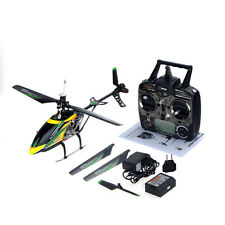 WLtoys Single Blade Remote Control V912 4CH 2.4GHz RC Helicopter With Gyro RTF