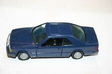 1/43 MERCEDES BENZ COUPE 300 CE DARK BLUE GAMA MINI GERMANY ORIGINAL PACKAGE