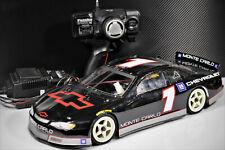Kyosho 1/10 4WD Pure Ten EP Spider TF-3 Tourenwagen Nascar Chevrolet Monte Carlo