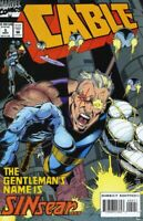 Cable #5 (1993) Marvel Comics