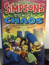 Simpsons Comics Chaos (2015) Bongo  TPB SC Eric Rogers