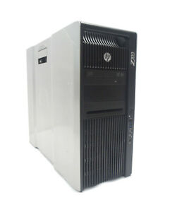 HP Z820 16-Core 2x E5-2680 2.70GHz 128GB Ram 500GB SSD 2TB HDD Nvidia k4000 3GB