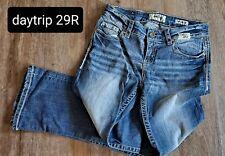 Daytrip Lynx bootcut 29R Denim Midrise Casual Jeans Distressed