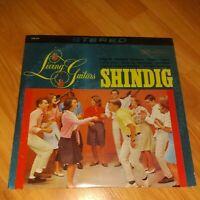 LIVING GUITARS SHINDIG: DANG ME+MABELLENE+8 SELECTIONS RCA CAMDEN 33 LP 1964
