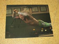 The Wrestler MICKEY ROURKE Originalautogramm GROSSFOTO!