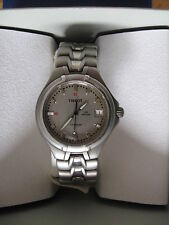 TISSOT Titanium T65.7.481.31 T-Sport Collection Armbanduhr Swiss Made 1.Besitz