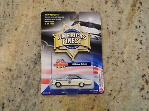 New Racing Champions Mint Tennessee State Trooper 1965 Ford Galaxie