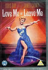 Love Me Or Leave Me - Doris Day, James Cagney New & Sealed UK R2 DVD