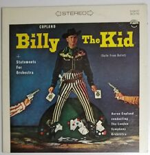 COPLAND BILLY THE KID Everest 3015 Lp