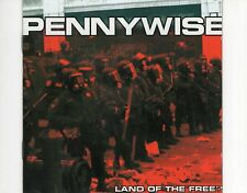 CDPENNYWISEland of the freeEXPUNK (A0374)