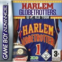 Harlem Globetrotters World Tour GBA For GBA Gameboy Advance Game Only 1E