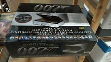 COFFRET DVD JAMES BOND ULTIMATE EDITION COLLECTOR ED LIMITEE NUMEROTEE NEUF