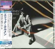 ERIC CARMEN-CHANGE OF HEART-JAPAN CD BONUS TRACK Ltd/Ed B63
