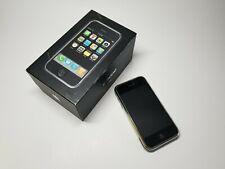 Apple iPhone 2G (1st Generation) A1203 UNLOCKED GSM 8GB w/ Box