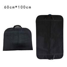 Waterproof Garment Bag Cover Suit Dress Storage Dust Protecor Cover Black
