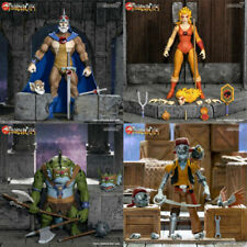 Thundercats Ultimates Wave 3 Set of 4 Jaga Cheetara Slithe Captain Cracker