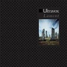 """ULTRAVOX """"LAMENT (REMASTER)"""" 2 CD 19 TRACKS NEW+"""