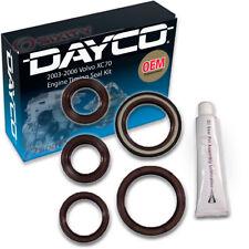 Dayco Engine Timing Seal Kit for 2003-2006 Volvo XC70 2.5L L5 - Camshaft og