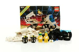 Lego Space Futuron Set 6925 Interplanetary Rover 100% complete+instructions 1988