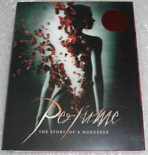 Das Parfum Perfume The Story of a Murderer Lenticular Blu-Ray Steelbook NEU NEW